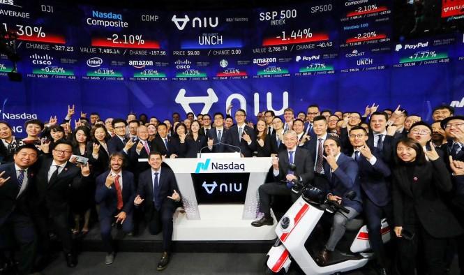 Azioni Niu Technologies