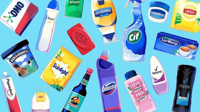 Unilever - prodotti