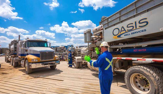 Azioni Oasis Petroleum
