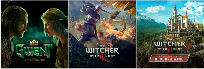TheWitcherSaga - CD Projekt