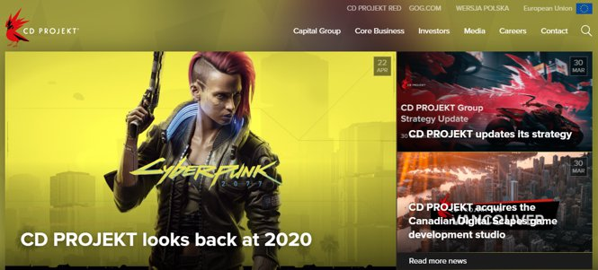 Azioni CD Projekt