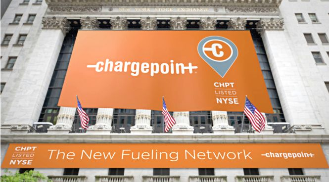 Azioni ChargePoint