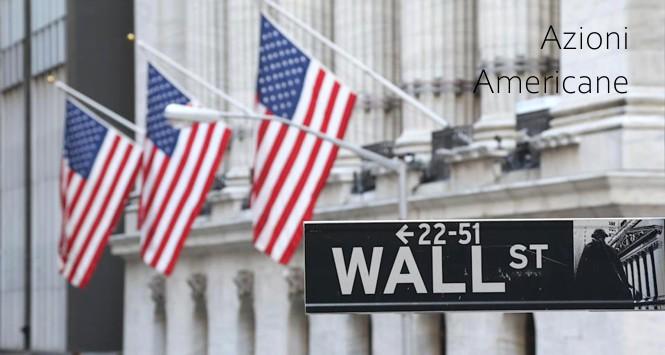 Azioni Americane su cui investire